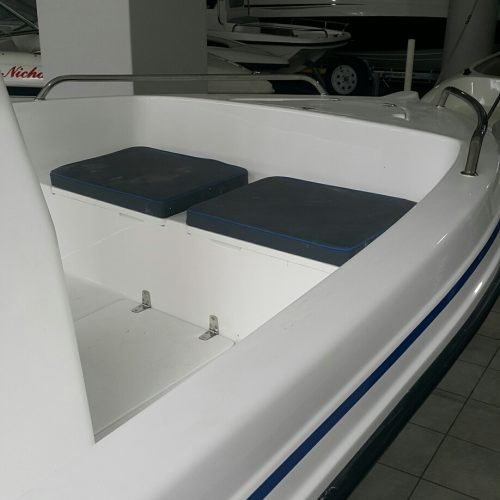 Gamefish 17ft mono (Brand New) - 2 X 30hp 2stroke Suzuki motor - IN STOCK