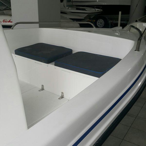 Gamefish 17ft mono (Brand New) - 2 X 30hp 2stroke Suzuki motor - IN STOCK