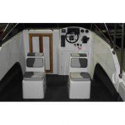Citation 700 cabin