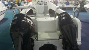 Cobra cat 525 centre console with 2 x 70hp Suzuki 4st motors (BRAND NEW)