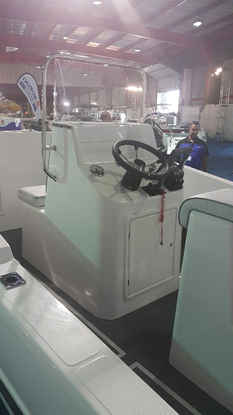 Cobra cat 525 centre console