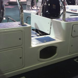 Cobra cat 630 forward console