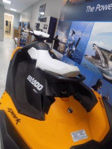 Sea-Doo Spark - 3 up