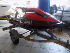 Sea-Doo 3D stand-up & sit-down jetski (D607)