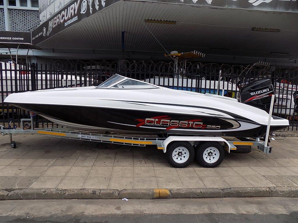 Pre Owned Suzuki Outboards
