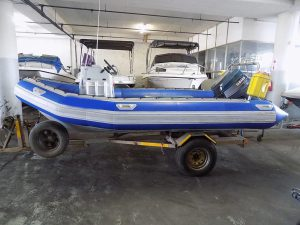 Super Duck 5.2 m - 2 x 40 Hp Yamaha Motors (3 cylinder electrics)