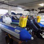 Super Duck 5.2 m - 2 x 40 Hp Yamaha Motors (3 cylinder electrics)