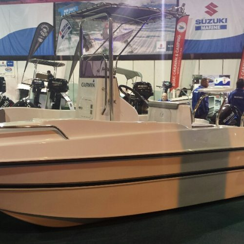 Gamefish 510 Centre console
