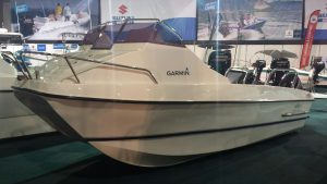 Gamefish 595 cat forward console