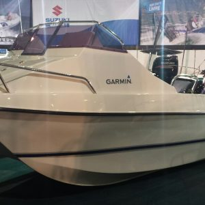 Gamefish 595 cat forward console