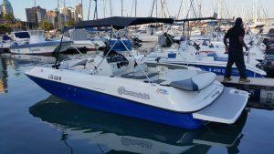 Genesis 23FT sundeck BRAND NEW-4.3 MPI inboard