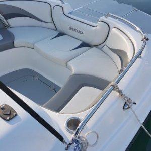 Genesis 23ft deck boat - DEMO