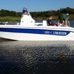 Gamefish 170 mono -2*30hp EFI 4 stroke lean burn engines