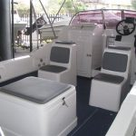 Gamefish 510 cat forward console