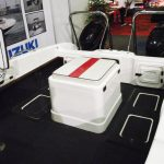 Gamefish 510 cat cabin