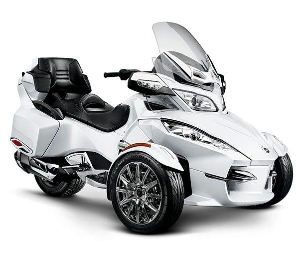 Spyder RT-limited