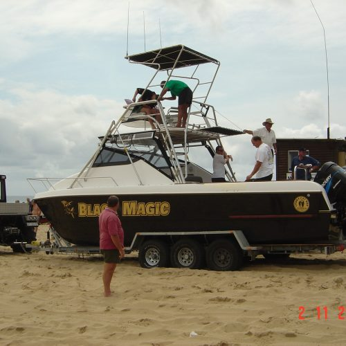 Cobra cat 900 sportsfisher