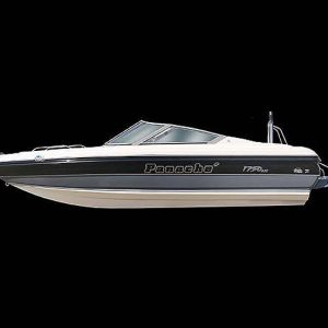 Panache 1750 bow rider outboard