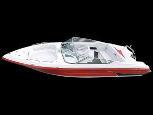 Panache 2250 bow rider outboard