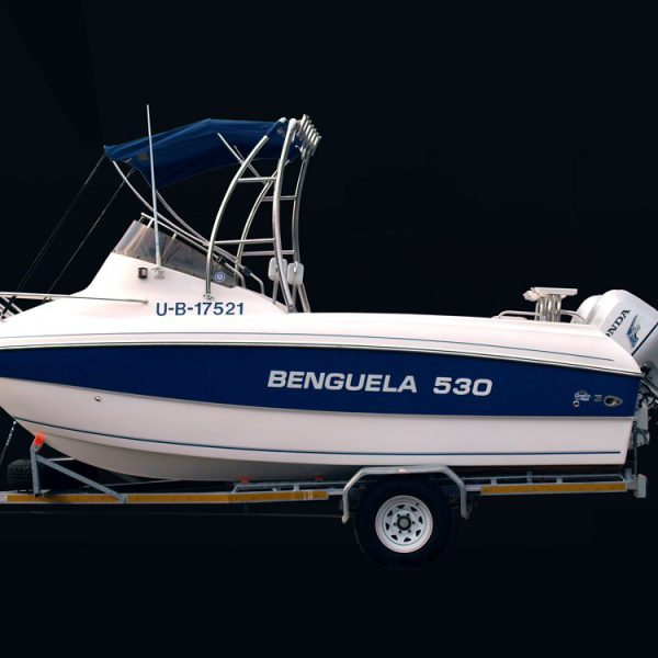 Benguela 530 cat Forward console
