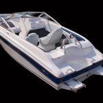 Panache 1450 bow rider Outboard