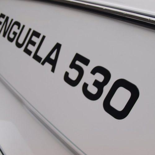Benguela 530 cat centre console