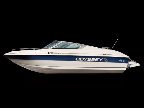 Odyssey 19 offshore