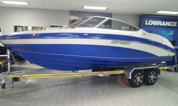 Odyssey 650 twin outboards