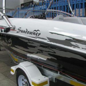 Sundowner 190 bow rider