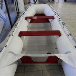 Suzumar 390 inflatable
