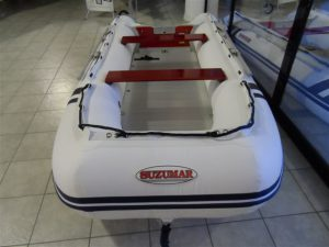 Suzumar 390 inflatable