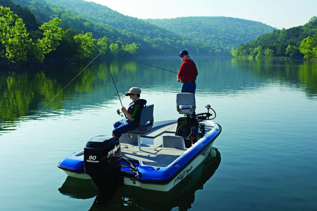 Bass boats for bass fishing enthusiasts npb for Bass pro fishing boats