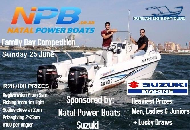 Family Day Competition | Natal Power Boats