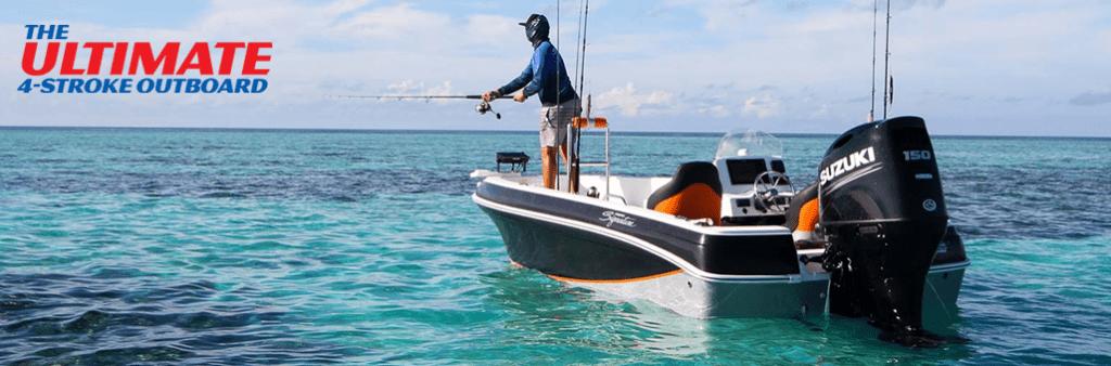 suzuki outboards, suzuki boat motors, Durban, Natal Power Boats, Suzuki DF150AP