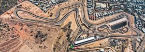 Kyalami Grand Prix Circuit from Above – Johannesburg Boat Show Site