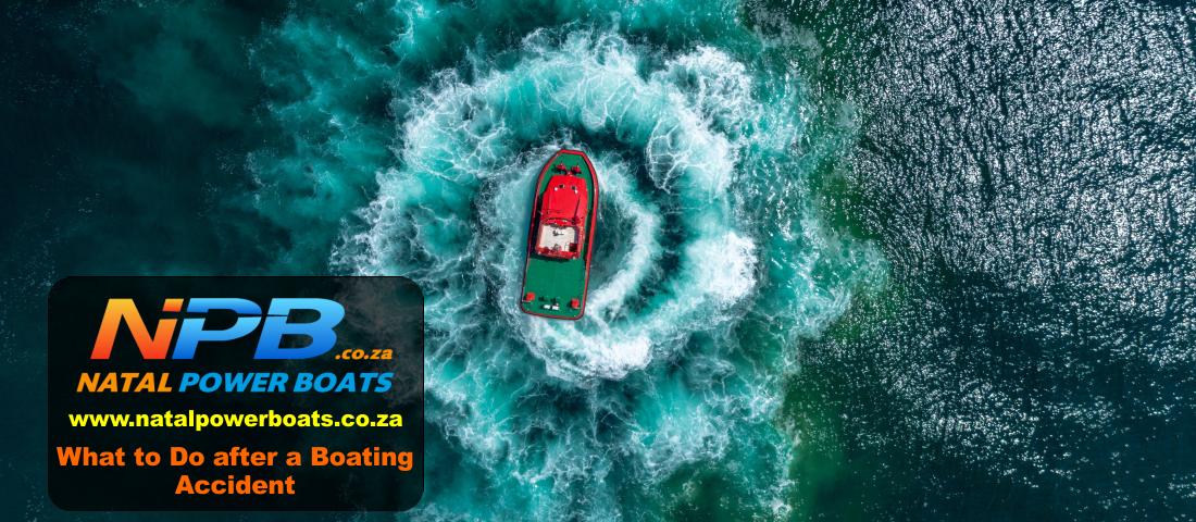 Speedboat on Ocean