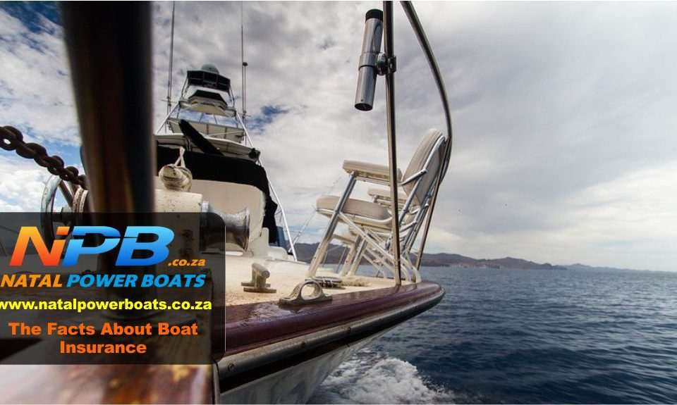 The facts about boat insurance